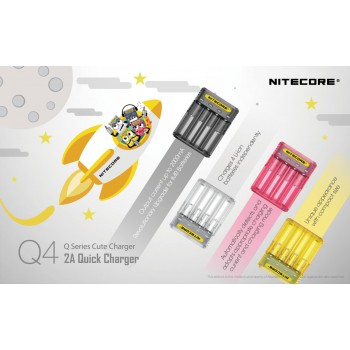 Nitecore Q4 Charger 2A
