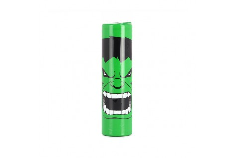 PVC Battery Wrap 18650 Hulk V2