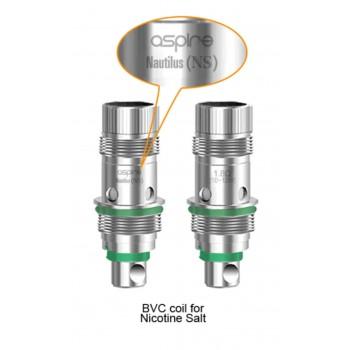 Resistenza Aspire Nautilus NS 1.8 Ohm Nic Salt