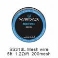 Vandy Vape Mesh Wire SS316L 0.9Ohm