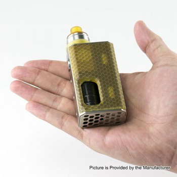 Wismec Luxotic BF Kit con Tobhino RDA New Color
