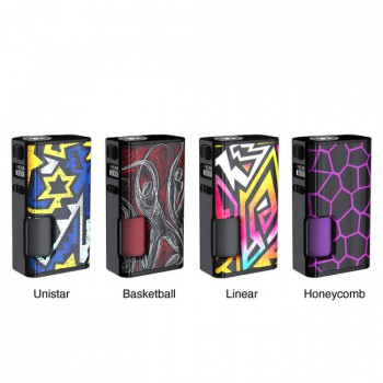 Wismec Luxotic Surface 80W Squonk Box