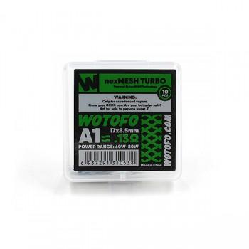 Wotofo NexMesh Coil Turbo A1 0.13 Ohm 10 pezzi